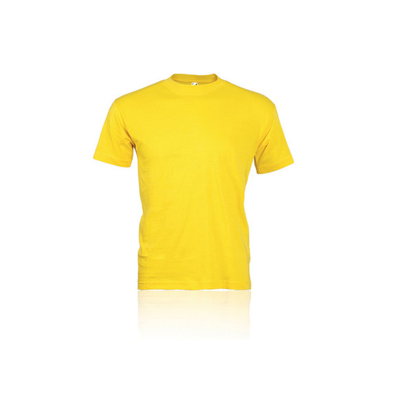 T-shirt unisex Bomber color giallo